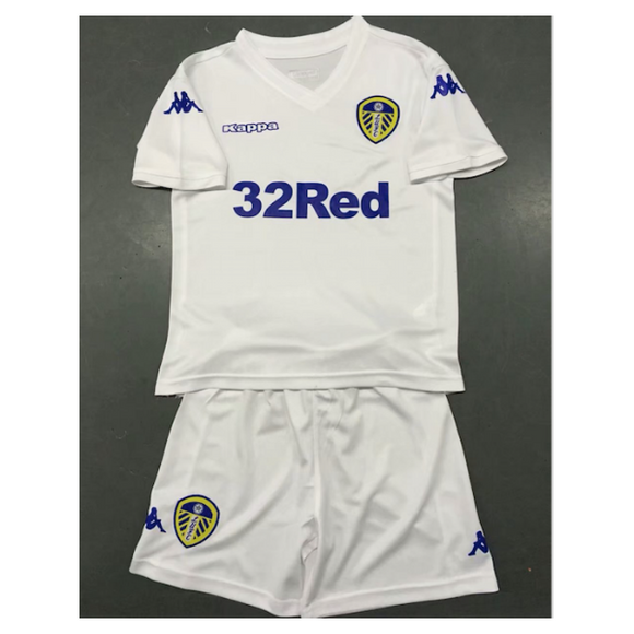 Leeds United | Kids | Home Kit 18/19