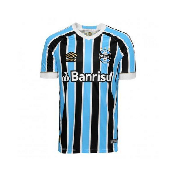 Grêmio Foot-Ball Porto Alegrense  | Home Kit 18/19
