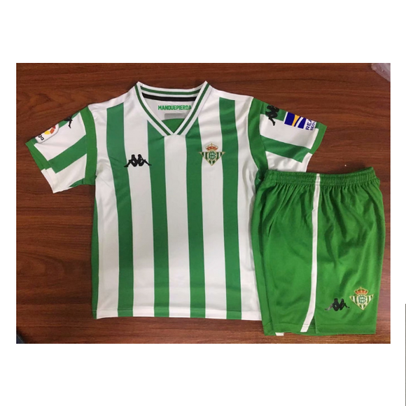 Real Betis | Kids | Home Kit 18/19