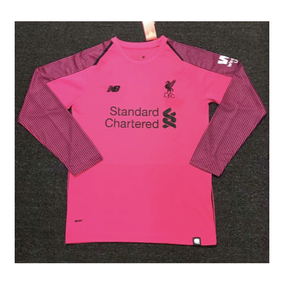 Liverpool | Third GK Kit 18/19 | Long Sleeves