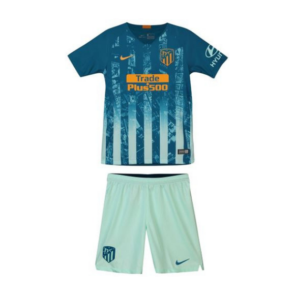 Atletico Madrid | Kids | Third Kit 18/19