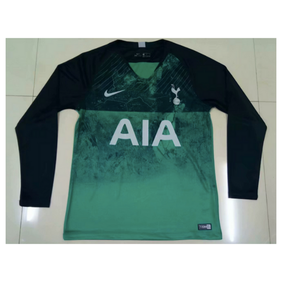 Spurs | Tottenham Hotspur | Third Kit 18/19 | Long Sleeves