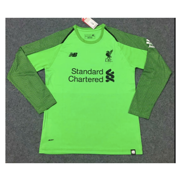 Liverpool | Away GK Kit 18/19 | Long Sleeves