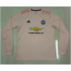 Man Utd l | Away Kit 18/19 | Long Sleeves