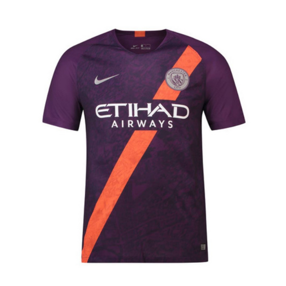 Man City | Third Kit 18/19