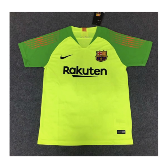 Barcelona | Green GK Kit 18/19