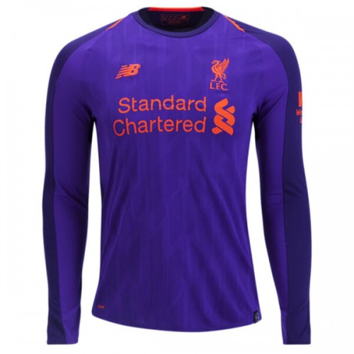Liverpool | Away Kit 18/19 | Long Sleeves
