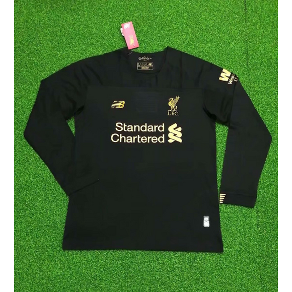 Liverpool | GK Kit 19/20 | Long Sleeves