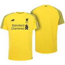 Liverpool | Home GK Kit 18/19