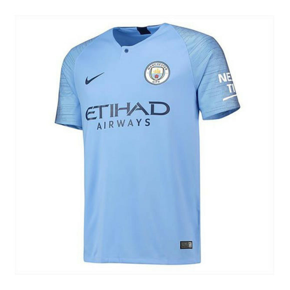 Man City | Home Kit 18/19