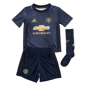 Man Utd | Kids | Third Kit 18/19