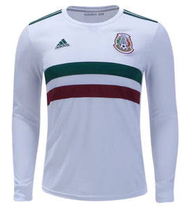Mexico | Away Kit 17/18 | Long Sleeves