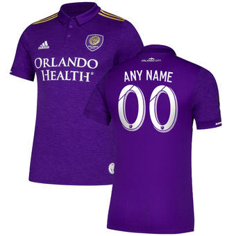 Orlando City | Home Kit 18/19