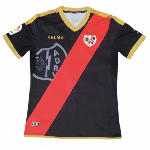 Rayo Vallecano | Away Kit 18/19