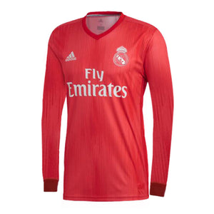 Real Madrid | Third Kit 18/19 | Long Sleeves