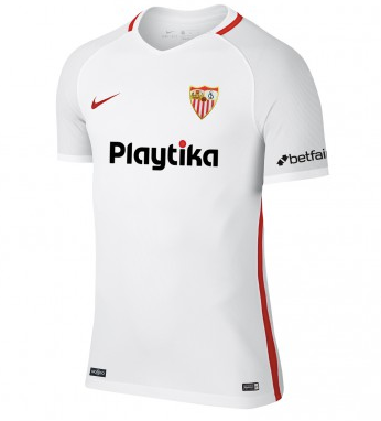 Sevilla Fútbol Club | Home Kit 18/19
