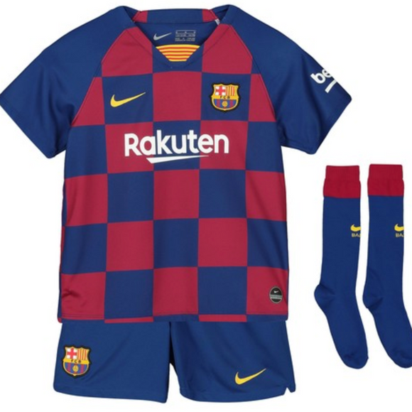 Barcelona | Kids | Home Kit 19/20