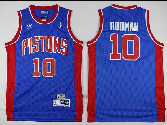 Detroit Pistons | Fans Version | Blue