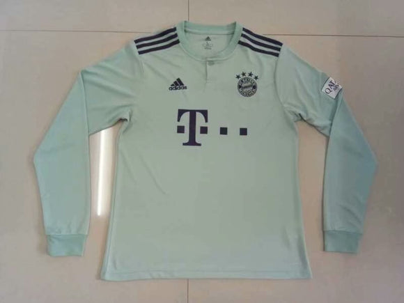 Bayern | Away Kit 18/19 | Long Sleeves