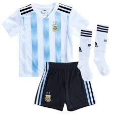 Argentina | Kids | Home Kit 17/18