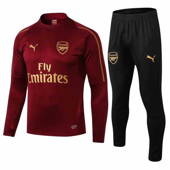 Arsenal | Red Training Top + Pants 18/19