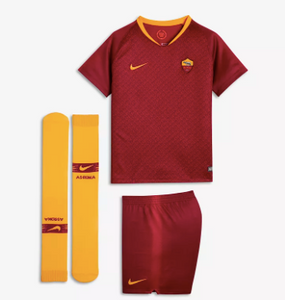 As Roma | Kids | Home Kit 18/19
