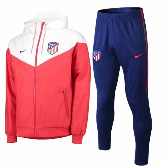 Atletico Madrid  | Windbreaker Jacket + Pants Training Suit 18/19