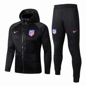 Atletico Madrid  | Hoodie Jacket + Pants Training Suit 17/18