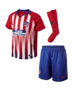 Atletico Madrid  | Kids | Home Kit 18/19