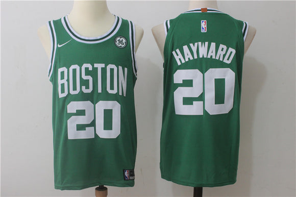 Boston Celtics | Player Version | Green