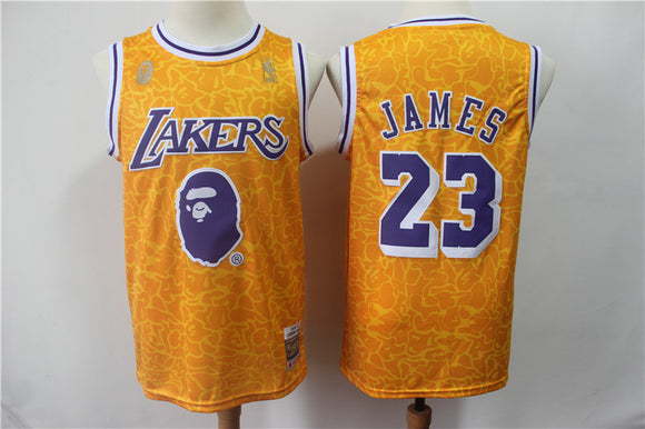 Los Angeles Lakers | Fans Version | Special | Yellow