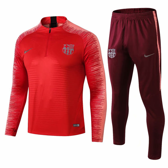 Barcelona | Red Type B Training Top + Pants 18/19