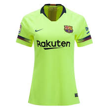 Barcelona | Women | Away Kit 18/19