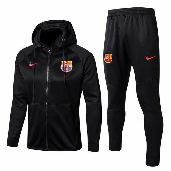 Barcelona | Hoodie Jacket + Pants Training Suit 17/18