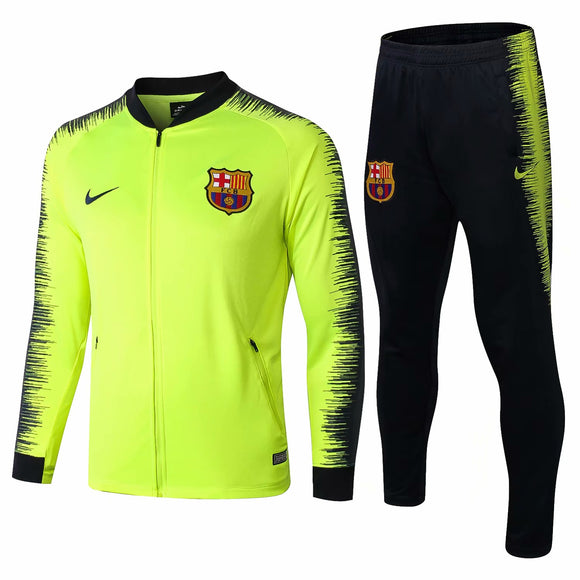 Barcelona |  Fluorescent Colour Training Tracksuit 18/19