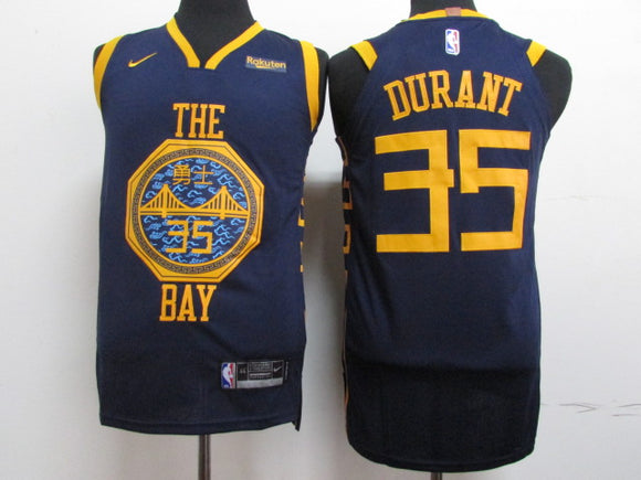 Golden State Warriors | Players Version | Navy Blue