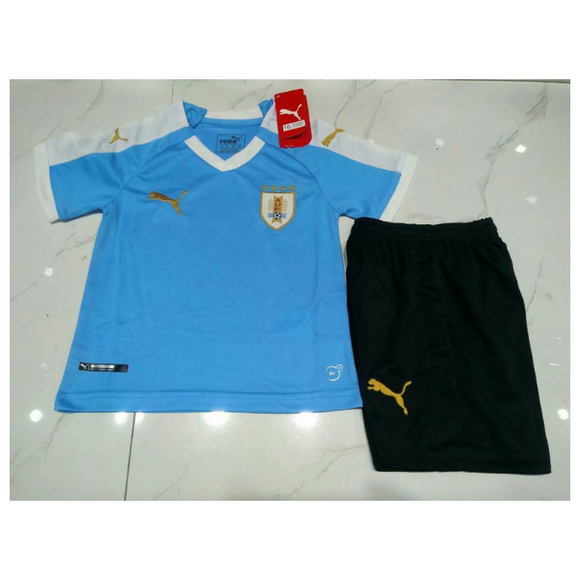 Uruguay | Kids | Home Kit 19/20