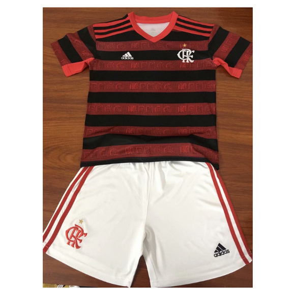 Flamengo | Kids | Home Kit 19/20