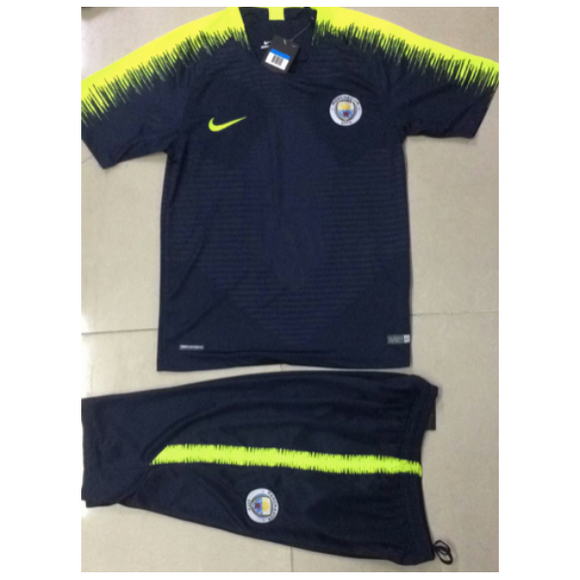 Man City | Short Training Suit 18/19