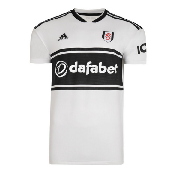 Fulham F.C. | Home Kit 18/19
