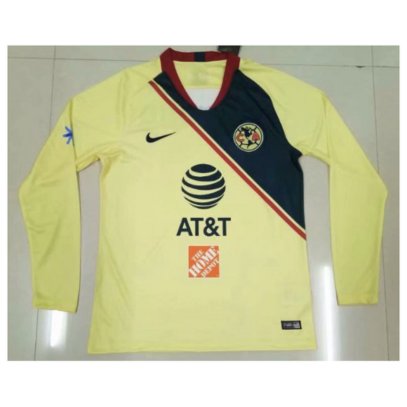 Club América | Home Kit 18/19 | Long Sleeves