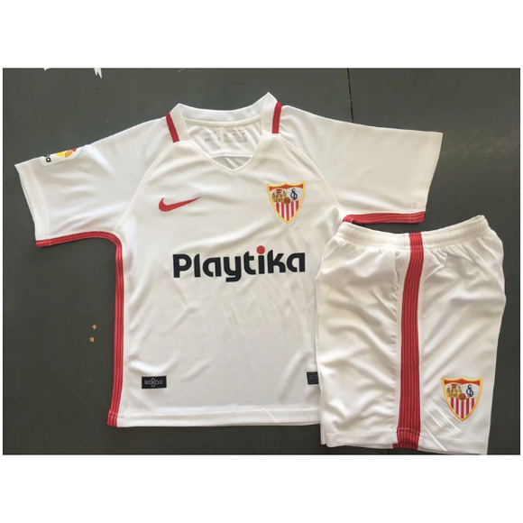 Sevilla Fútbol Club | Kids | Home Kit 18/19