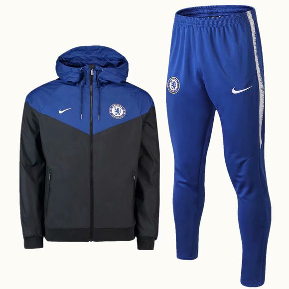 Chelsea | Windbreaker Jacket + Pants Training Suit 18/19