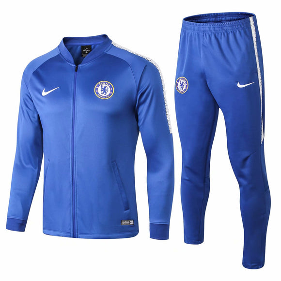 Chelsea | Blue Type A Training Tracksuit 18/19