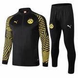 Dortmund | Black Training Tracksuit 18/19