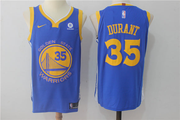 Golden State Warriors | Player Version | Blue