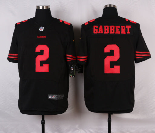 San Francisco 49ers | Player Version | Black