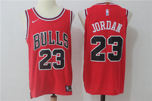 Chicago Bulls | Player Version | Red