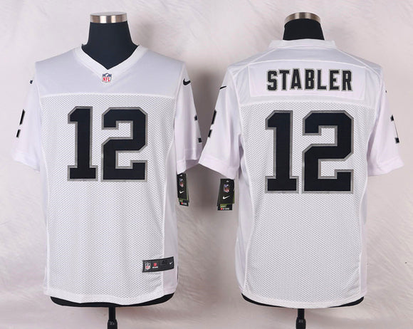 Oakland Raiders | Player Version | White
