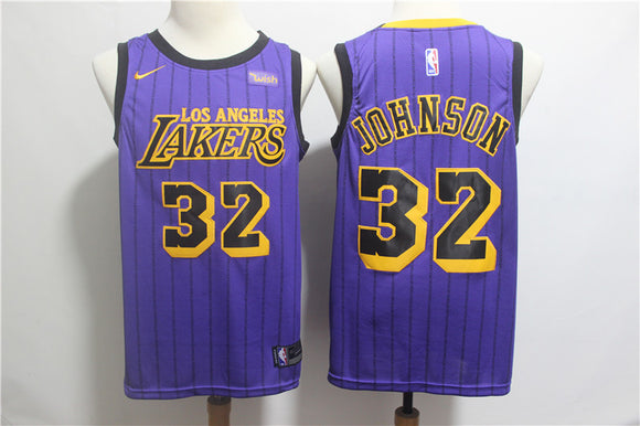 Los Angeles Lakers | Fans Version | 2019 Purple